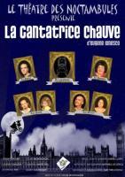 6 NOV. 2010 La cantatrice chauve (Cie les noctambules)